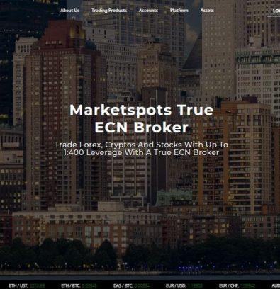 Revisão de Marketspots: Outro Corretor Corrupto