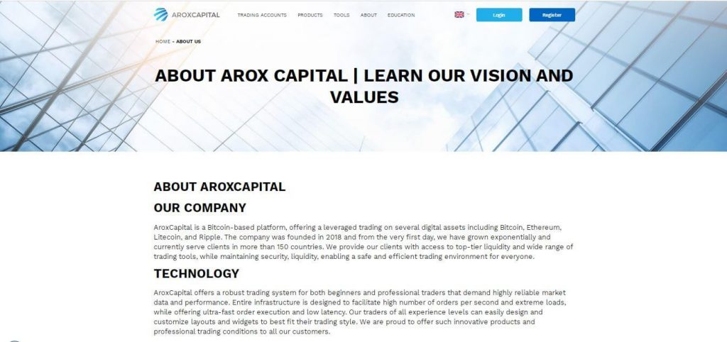 Revisione Aroxcapital
