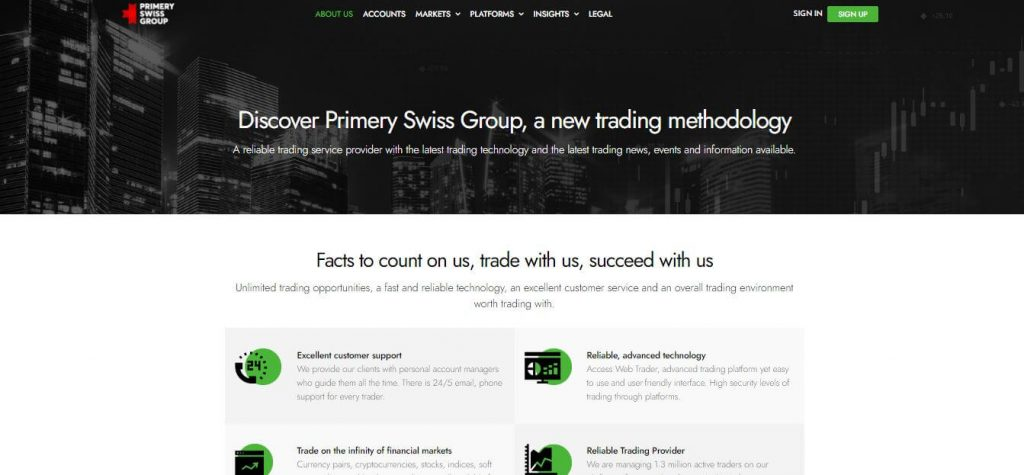 Primery Swiss Group Review